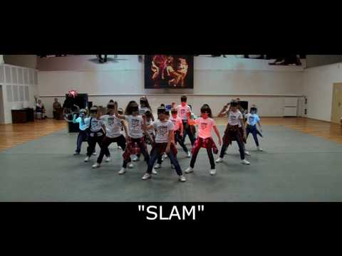 Slam - Ограбление