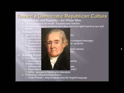 APUSH Review: America's History: Chapter 8
