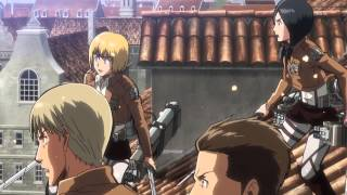 """welcome to the new age"" -- attack on titan AMV"