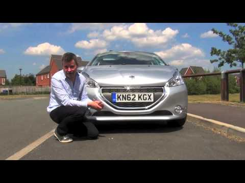 New Car Reviews: Peugeot 208 1.2 VTi Allure. Driven & Rated