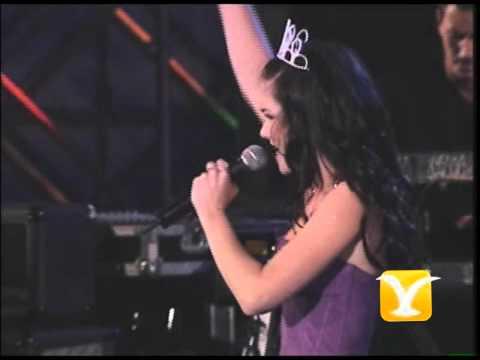 Natalia Oreiro, Tu veneno, Festival de Viña 2001