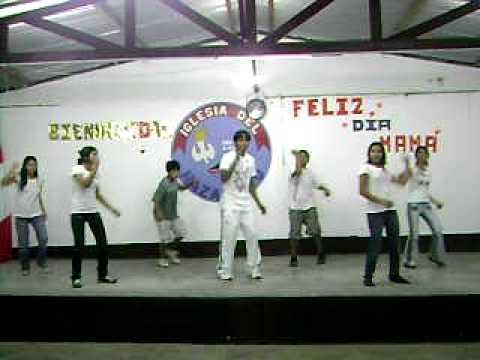 coreografias cristianas vace 7