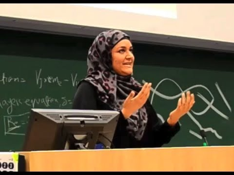 Oppressed Muslim Women? Evaluating Feminist Criticisms of Islam - Lecture by Zara Faris