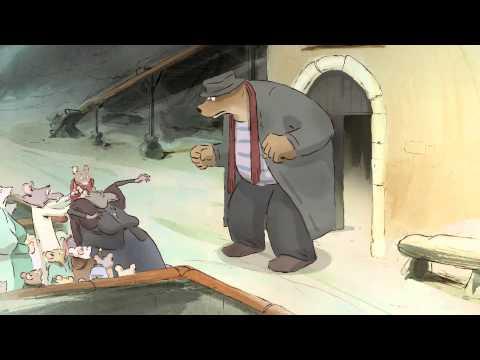 Ernest And Celestine   Trailer US (2014)