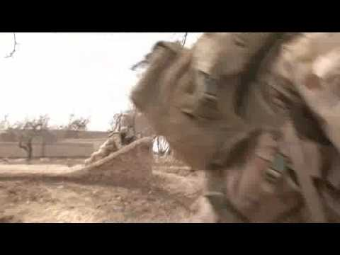 Australian Army combat in Afghanistan Video