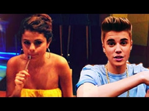 Justin Bieber and Selena Gomez Cute Moments -- Will Make You Cry
