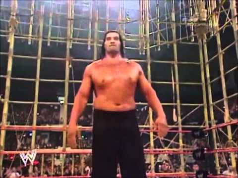 Batista Vs The Great Khali No Mercy 2007 Punjabi Prison Match Part 1 video