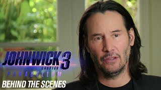 "John Wick: Chapter 3 - Parabellum (2019) Official Behind the Scenes ""Art of Action"" – Keanu Reeves"
