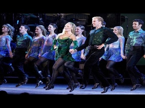 So You Think You Can Riverdance? - St. Patrick's Day