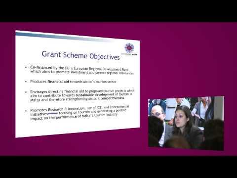 EU Grant Scheme for Sustainable Tourism Projects by Enterprises Part 1