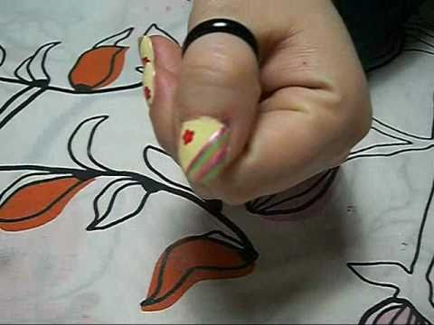 Spring Fashion Nail Art