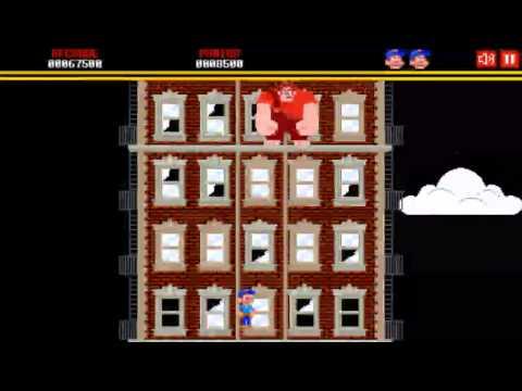Conserta Felix Jr. - Detona Ralph (GamePlay)