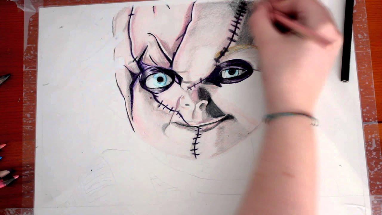 Drawing Of Small Lot House Plan Idea: Curse Of Chucky, La Maledizione Di Chucky