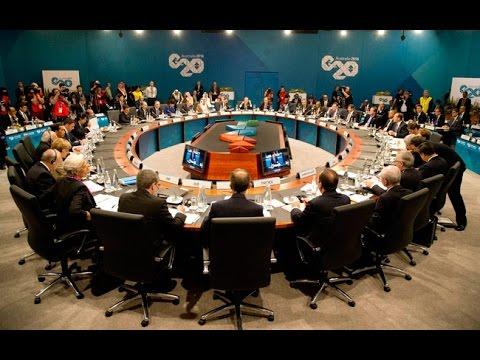 Narendra Modi in G20 Summit 2014 Opening Ceremony & Plenary Session
