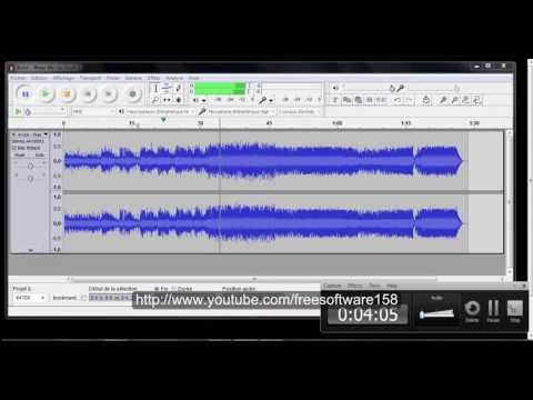 Free audio editor software download