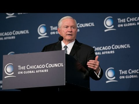 Secretary Robert Gates on Leadership