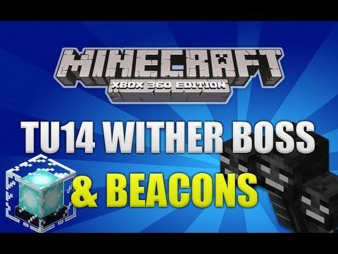 Minecraft Xbox 360 Tu14 Wither