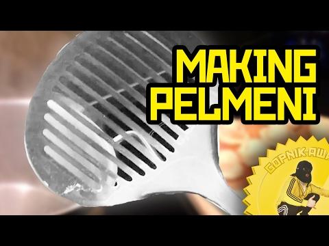 how to make russian pelmeni