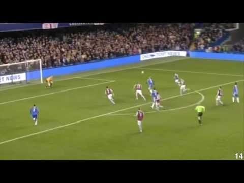 HD Nicolas Anelka - All goals 08/09 Golden boot