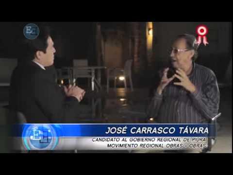 ENTREVISTA JOSE CARRASCO TAVARA PARTE2