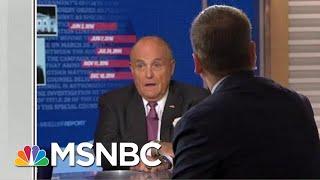 Joe: Would GOP Accept Democrats Candidate Getting Stolen Material?   Morning Joe   MSNBC