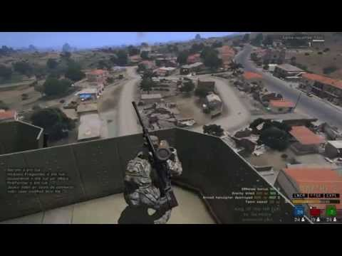 King of the hill, KOTH Arma 3