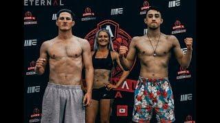 ETERNAL MMA 37 - BRODIE PAINO VS JOSH GROVE - MMA FIGHT VIDEO