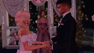 The Wedding of Mr. and Mrs. Causten Second Life