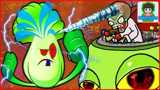Игра Растения против зомби от Фаника Plants vs zombies 35