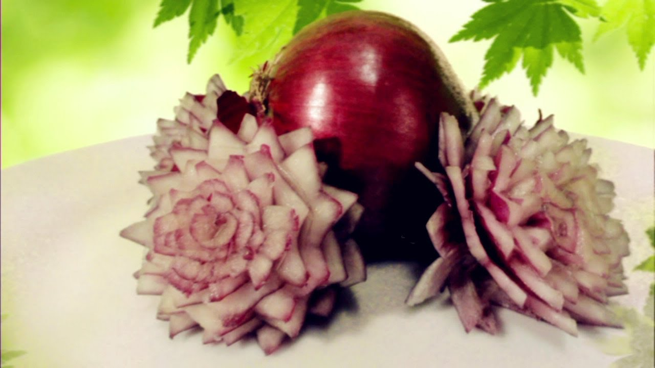 how to make onion vegetable