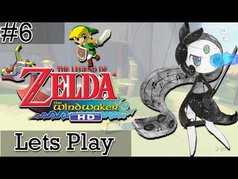 Let's Play The Legend of Zelda: The Wind Waker HD #6: Erziehung der Kinder