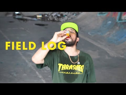 FIELD LOG - FRED'S FINAL DAZE