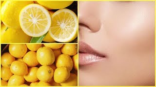 USE HALF A LEMON AS A FACE MASK FOR DARK SPOTS│DIY FOR SCARS, ACNE, SKIN WHITENING, AND BLACKHEADS