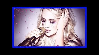 Download Lagu Listen to Carrie Underwood's 'Cry Pretty'! Gratis STAFABAND