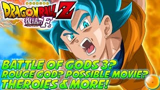 Dragonball Z: Possible 2017 Movie? Theories, Transformations & More