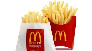 What You're Really Eating When You Eat McDonald's French Fries