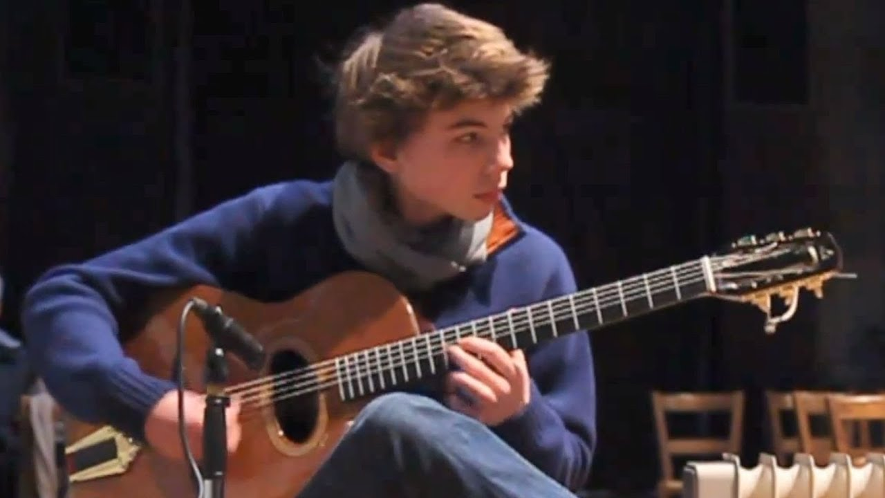 Sebastien Boyer Sébastien Boyer Guitares