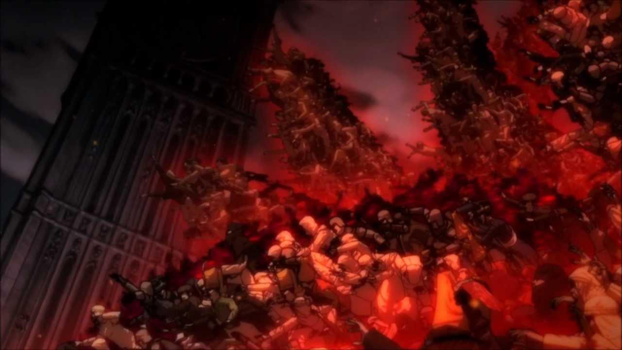 Hellsing Ultimate - Alucard U0026 39 S Level 0 Release - Eng Dub  Not An Amv