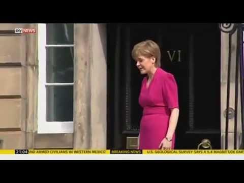 Ex-Minister Carmichael Admits Leaking Nicola Sturgeon Memo