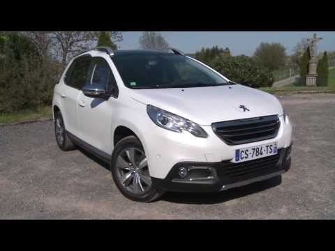 Essai Peugeot 2008 1.6 e-HDI 115 Allure 2013