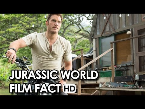 Jurassic World - Film Fact (2015) - Chris Pratt HD