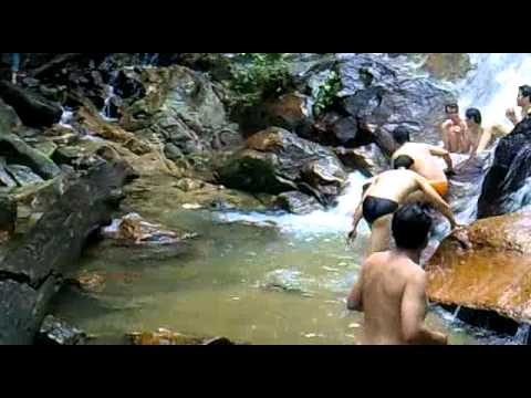 Rawang WaterFall Part01