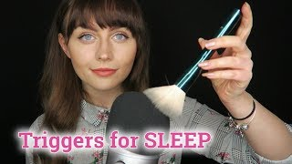 11 Powerful Triggers for Sleep~ASMR 😴