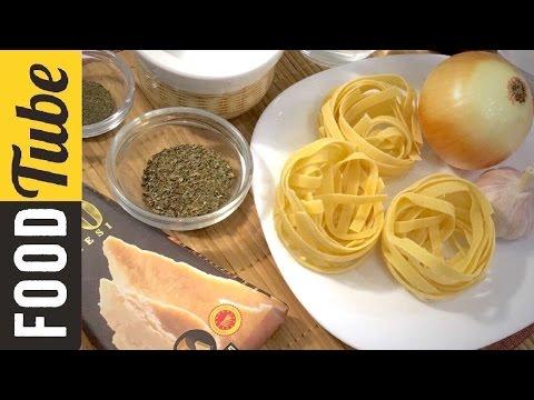 Вкусные Спагетти Всего За 15 Минут! Вкусные Рецепты by Бодя