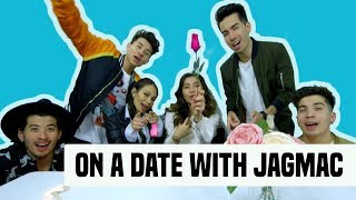On A Date With JAGMAC | Radio Disney's Next Big Thing