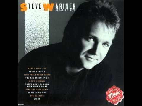 Steve Wariner ~ Starting Over Again