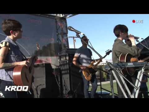 Tegan and Sara-Party House Coachella( KROQ)  2013