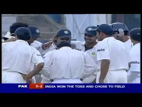 Irfan Pathan Hat-trick Vs Pakistan video