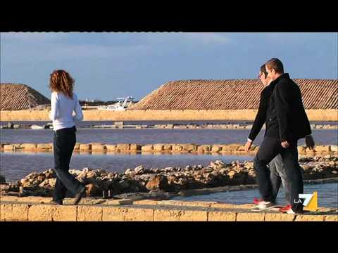 Saline di Marsala (Trapani) - &quot;Ti ci porto io&quot; con Gianfranco Vissani e Michela Rocco