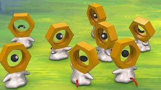 Meltan Research Update from Professor Oak and Professor Willow